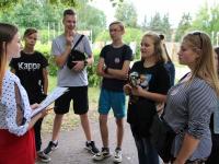 Новгородская полиция провела антинаркотическую игру-квест для детей