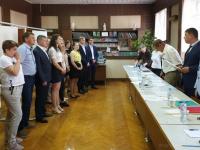 Новгородские дорожники заинтересованы в молодых специалистах из Боровичей