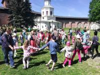 Новгородский музей по-своему отпраздновал День защиты детей