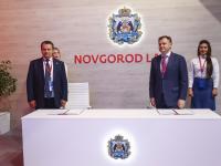 Объединенная авиастроительная корпорация будет сотрудничать с новгородскими предприятиями