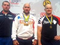 Пауэрлифтер из Новгородской области получил бронзу на чемпионате мира