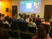 Победитель конкурса «Лидеры России» объяснил молодым людям, как шагнуть во взрослую жизнь