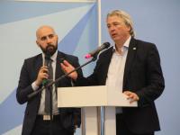 Председатель WorldSkills International Саймон Бартли надеется посетить открытие «Новгородской технической школы»