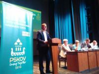 Старую Руссу приняли в Международный Ганзейский союз