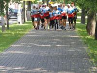 Сверхмарафонцы преодолели 250 километров вокруг Ильменя с помощью бань и силы воли