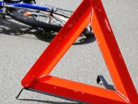 В Боровичах восьмилетняя девочка на велосипеде попала под легковушку «ВАЗ»