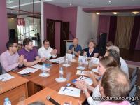В Демянском районе состоялся второй молодежный форум «Инициатива»