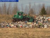 Губернатору Новгородской области сообщили о мусорном беспределе в Любытине