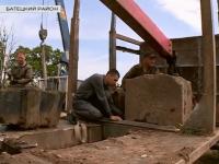В Новгородской области переносят разорённую могилу героя Крымской войны