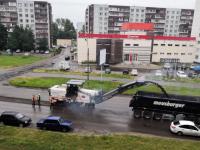 В Великом Новгороде еще на семи участках дорог ограничат движение из-за ремонта