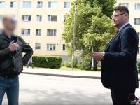 В Великом Новгороде собственник непонятно чего встретится с пикетчиками