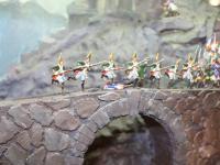 В Великом Новгороде завершилась выставка оловянных солдатиков из музея Суворова