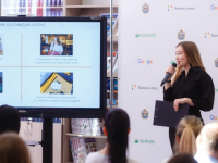 Валерия Григорьева: «Бизнес класс» от Сбербанка и Google увеличил выручку владелицы новгородского ателье в три раза