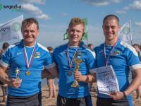 «Варяг-7» может принять участие в Чемпионате Москвы по пляжному регби