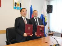 Великий Новгород будет сотрудничать с китайским городом Санъян