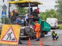 Великий Новгород может лишиться федеральных средств на ремонт дорог