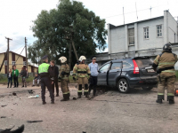 Воскресенье в Великом Новгороде завершилось трагедией на Сырковском шоссе