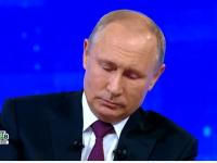 Журналисты выяснили подробности о потерянной записке, за которую стыдно Путину
