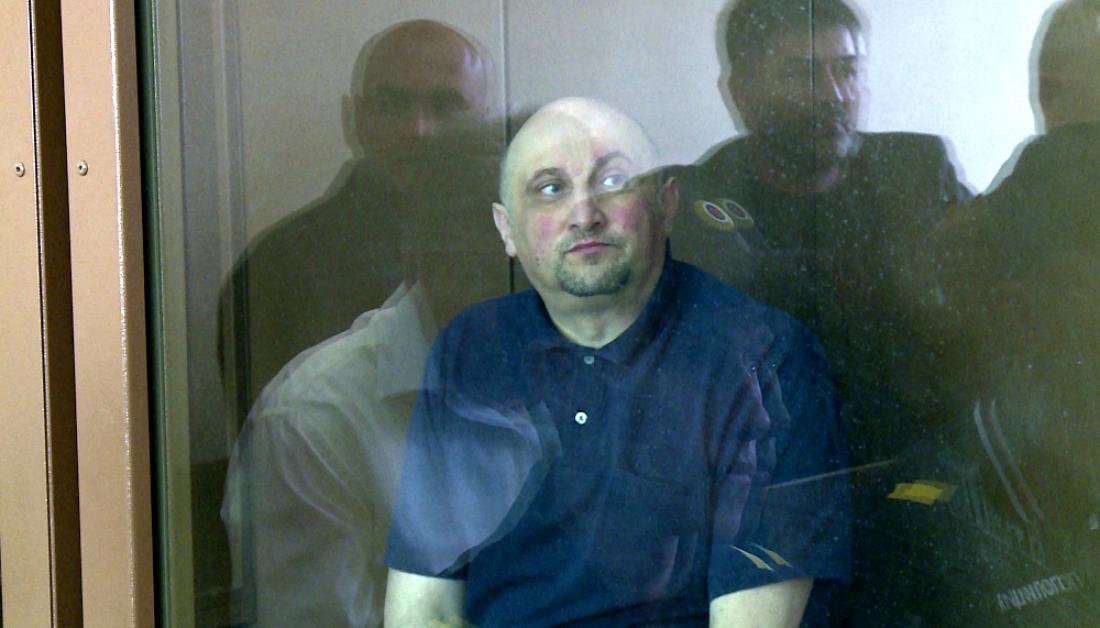 Арнольд Шалмуев приговорен к 10 годам лишения свободы в колонии строгого режима