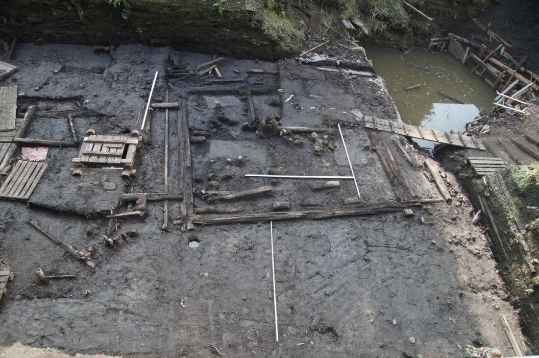 Германские археологи потратили свой грант на изучение прошлого Старой Руссы