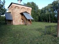 Активисты из Старой Руссы встали на защиту церкви великомученика Мины
