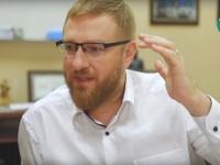 Александр Малькевич поделился своим взглядом на молодёжь и коллег и порадовался за них