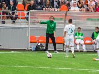 Анатолий Романович объяснил, чего не хватило «Электрону» в матче Кубка России по футболу