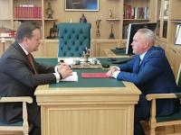 Андрей Никитин: новый глава Окуловского района может рассчитывать на поддержку регионального правительства