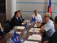 «Единая Россия» поддержала кандидатуру Игоря Свинцова на довыборы в Новгородскую областную Думу
