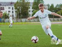 «Электрон» потерпел сенсационное поражение в чемпионате Великого Новгорода по футболу