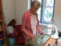 Елена Рыбина: 1114-ю берестяную грамоту удалось развернуть с трудом