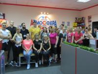 В фитнес-центре «Атмосфера» научат худеть, не придерживаясь никаких диет