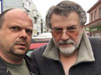 Фотограф из Валдая сделал неожиданное и профессиональное селфи с Александром Ширвиндтом