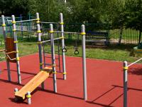 К сентябрю в девяти районах Новгородской области появятся новые спортплощадки