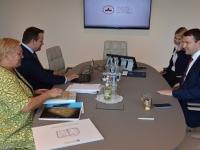 Максим Орешкин станет главой попечительского совета Новгородского музея-заповедника