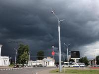 МЧС объявило штормовое предупреждение на весь день в Новгородской области