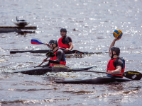 На соревнованиях в Валдае решится судьба сильнейших кануполистов России