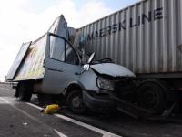 На трассе в Новгородском районе насмерть разбился водитель «Газели»