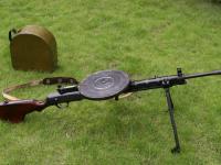 Новгородец не устоял перед соблазном иметь пулемёт