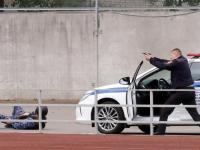 Ограбление, перестрелка, взрывы: в Великом Новгороде прошел полицейский спортивный праздник