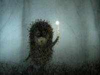 Оригинал «Ежика в тумане» украсит детский дом-интернат в Шимске