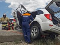 Полиция расследует ДТП в Крыму с погибшим новгородцем