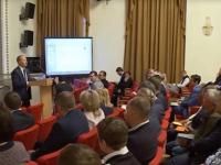 Представители шести восточных районов Новгородской области обсудили единую стратегию развития