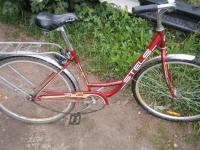 В Боровичах 80-летняя велосипедистка попала в ДТП