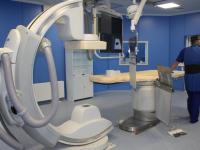 В новгородской больнице появится новое оборудование для сложных операций на сосудах