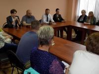 В Новгородской области общественные объединения обсудили проблемы предпринимателей