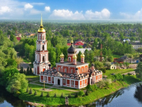 В Старой Руссе сегодня двойной праздник — День города и Старорусского района