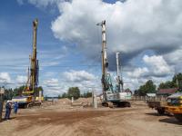 В Валдае строят новый спорткомплекс, где пройдут всероссийские соревнования