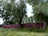 В Великом Новгороде неизвестные перекрыли выход к реке у отеля Park Inn