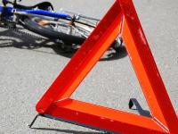 В Великом Новгороде водитель Lada сбил пенсионера на велосипеде